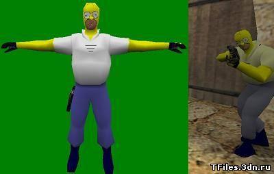 Homer Simpson (terror)