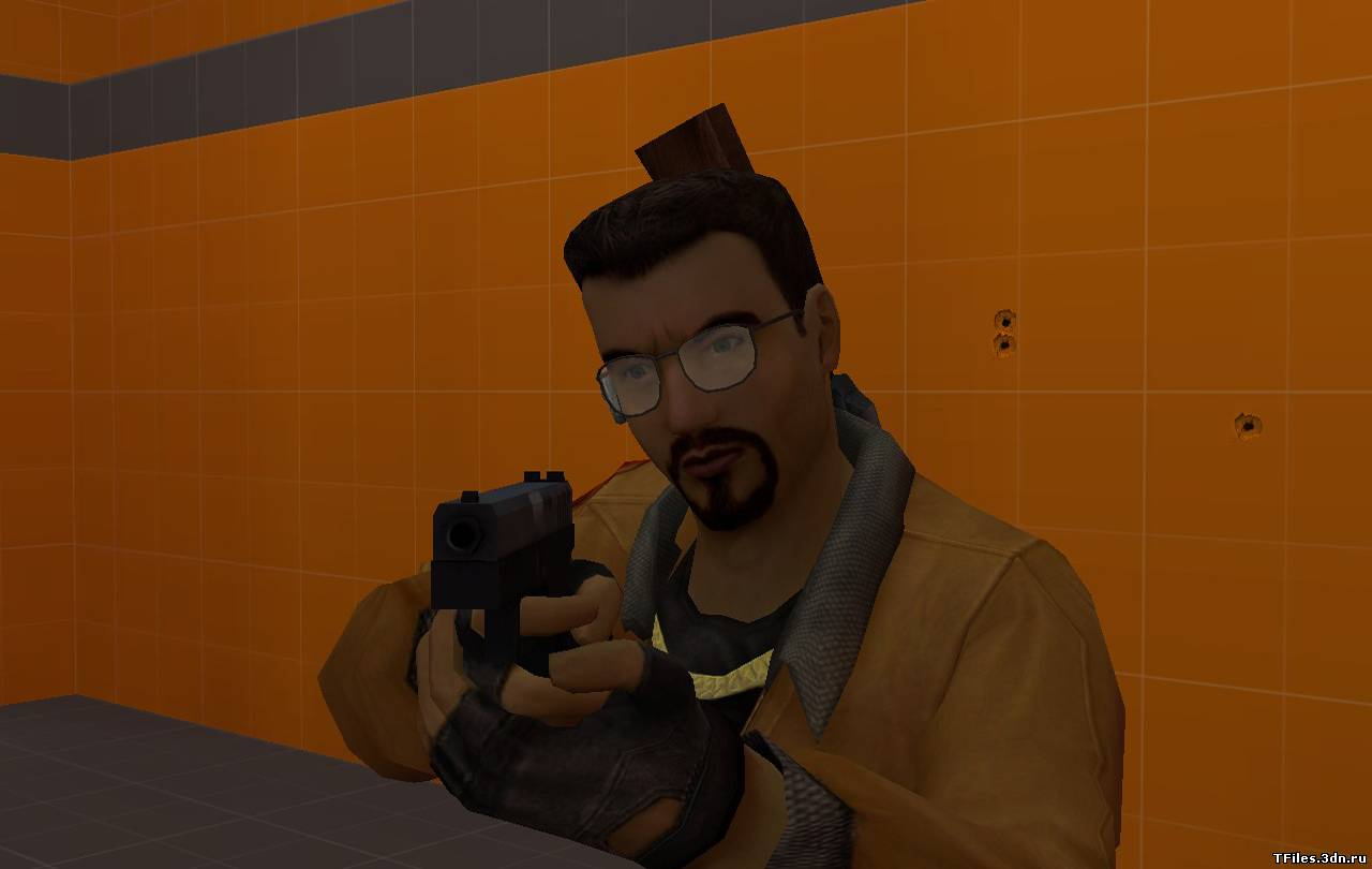 L33T Gordon Freeman