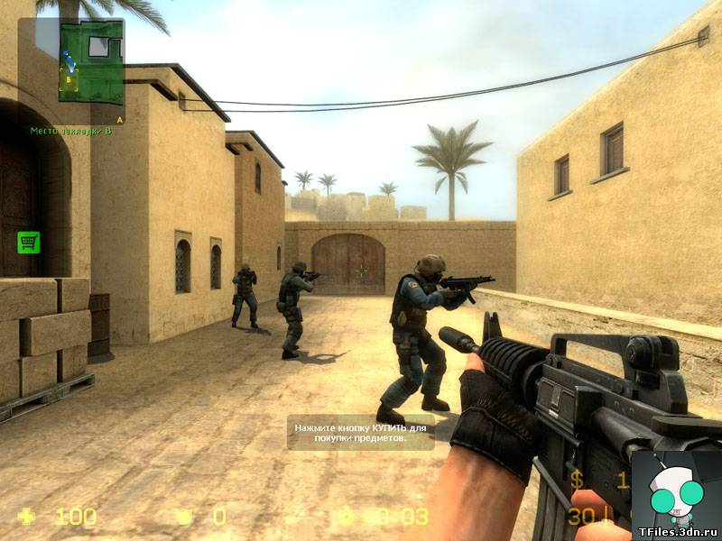 Counter Strike Source v34 (RUS/Valve/NoSteam) Скачать css v34